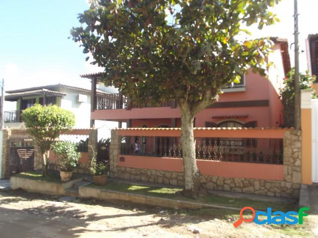 Casa duplex alto padrão - venda - sãƒo pedro da aldeia - rj - centro