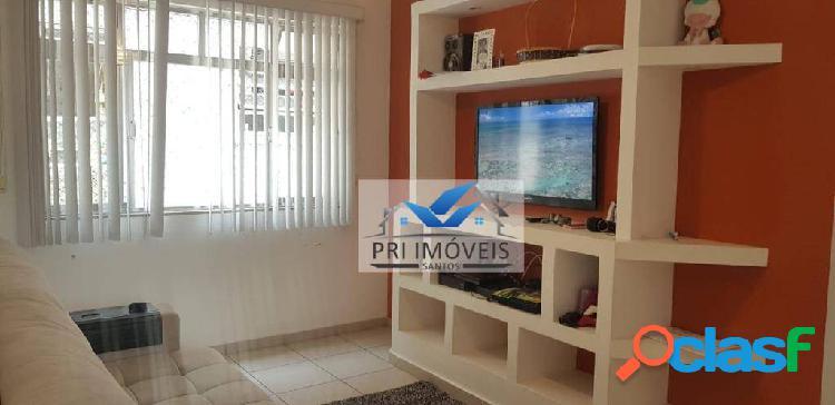 Apartamento à venda, 62 m² por R$ 350.000,00 - Ponta da Praia - Santos/SP