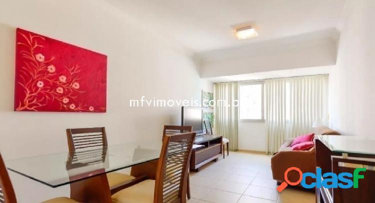 Apartamento mobiliado de 2 quartos para aluguel em pinheiros