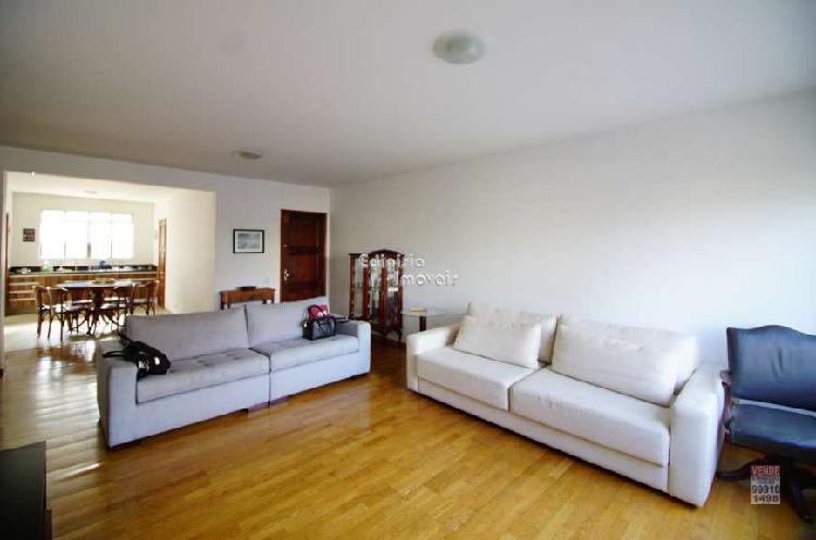 Apartamento 3 quartos, suíte, garagem, 130 metros,