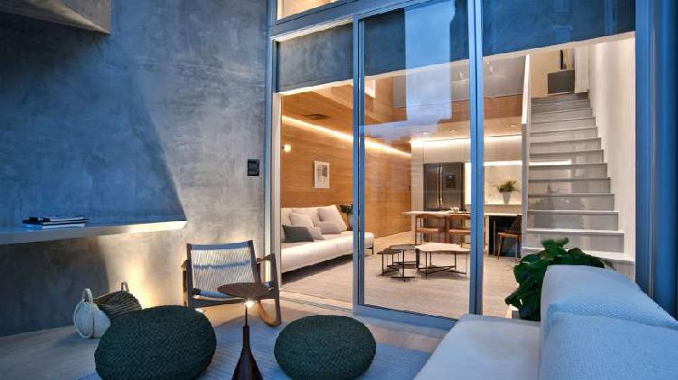 Apartamento duplex de 1 suíte e 1 vaga em moema. melhor