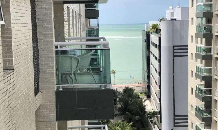 Apartamento de 116 metros quadrados no bairro jatiúca com 4