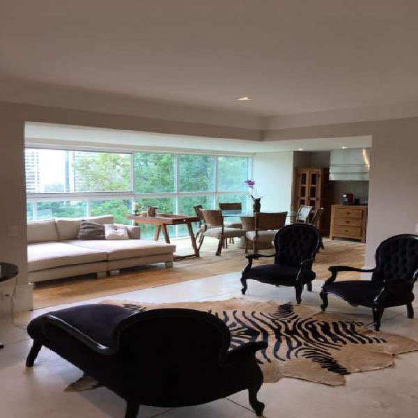 Apartamento para aluguel e venda possui 207 m2 - villagio