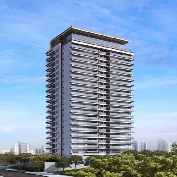Apartamento para venda com 95 metros quadrados com 3 quartos