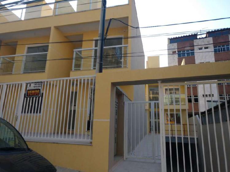 Casa triplex centro de nova iguaçu