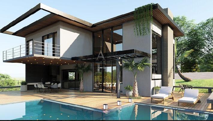 Casa alto padrão para venda em morro da silveira