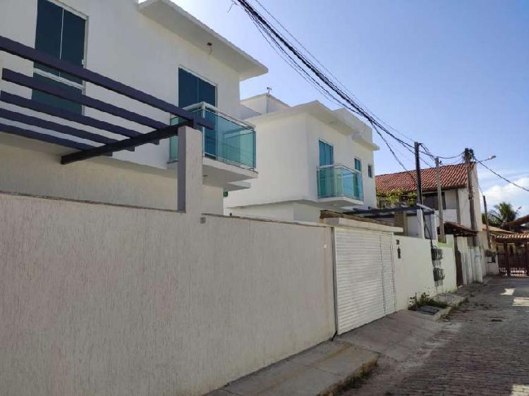 Casa duplex 3 quartos no bairro Péro - Cabo Frio - RJ
