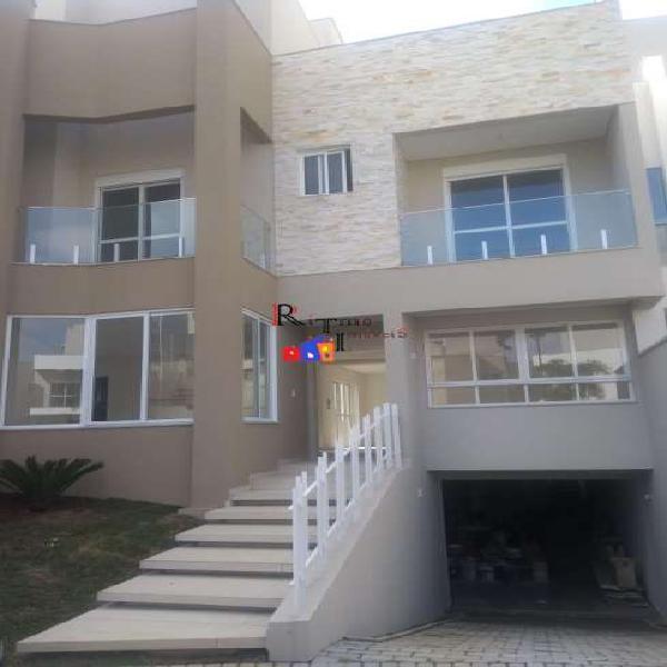 Casa em Condomínio 4 suítes 3 vagas