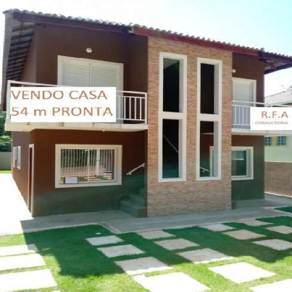 Casa para venda - paisagem casa grande, cotia - 54m², 1