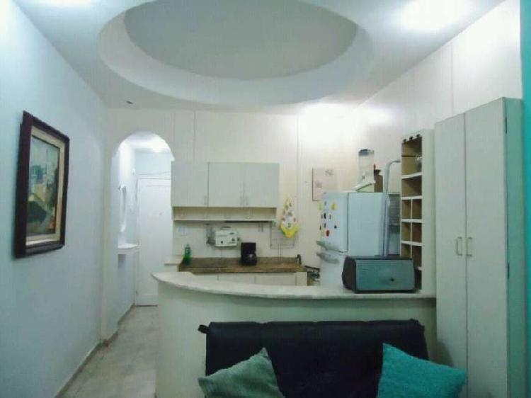 Copacabana - temporada apartamento conjugado excelente