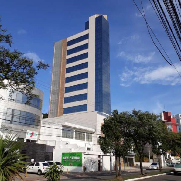 Edifício comercial no centro de florianópolis