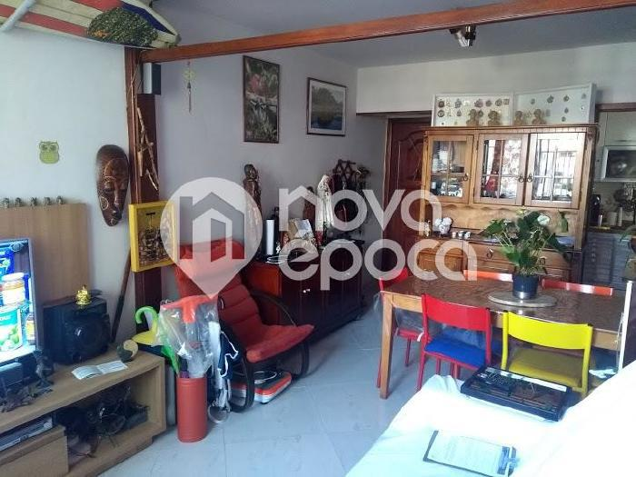 Méier, 2 quartos, 1 vaga, 66 m² rua padre ildefonso