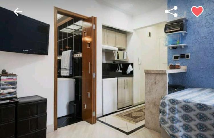 Studio mobiliado 50mmetrô airbnb