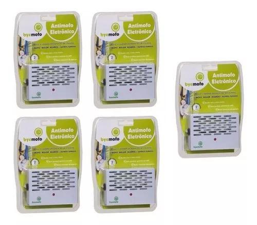 5 peças aparelho eletrônico antimofo by