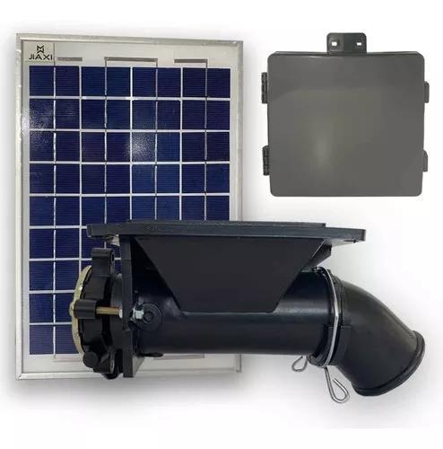 Alimentador automatico solar profissional caes,cavalo,animai