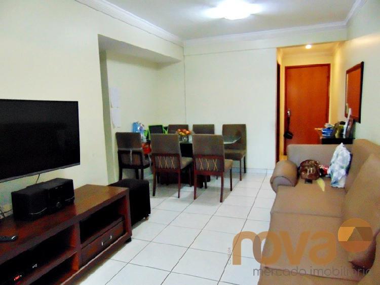 Apartamento 3 quartos, 1 suíte, parque amazônia.