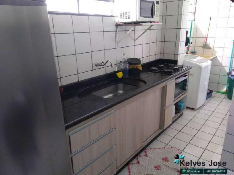 Apartamento de 03 quartos por r$ 140 mil aceita