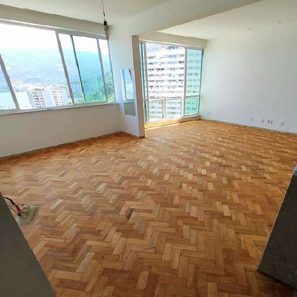 Apartamento em ipanema para locação 3 quartos com suite -