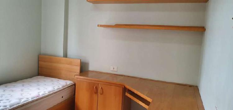Apartamento para aluguel com 57 metros quadrados com quartos