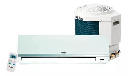 Ar condicionado split hi wall philco 9000 btus frio 220v