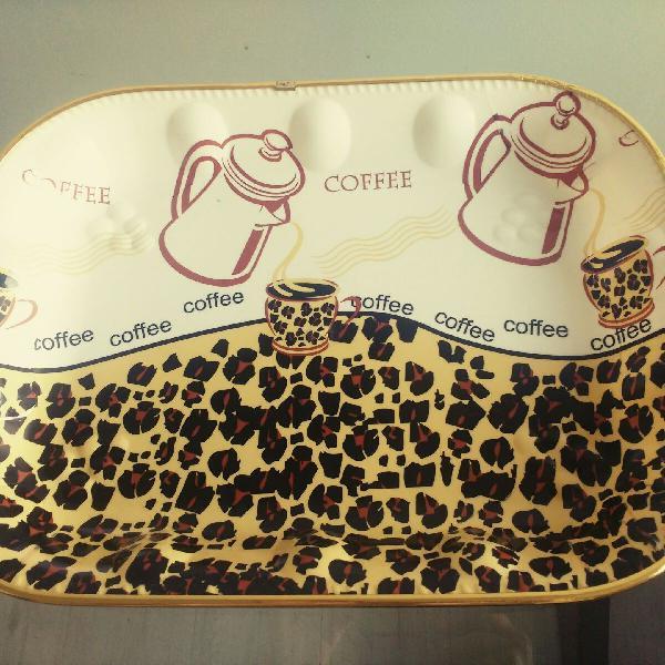 Bandeja para café