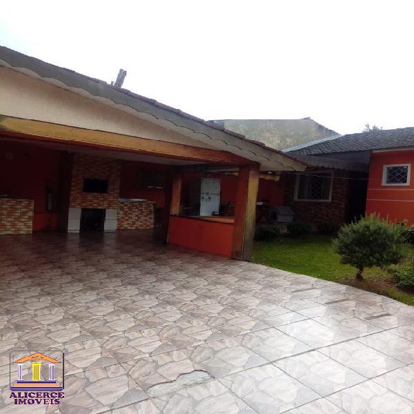 Casa residencial em araucária - pr, costeira