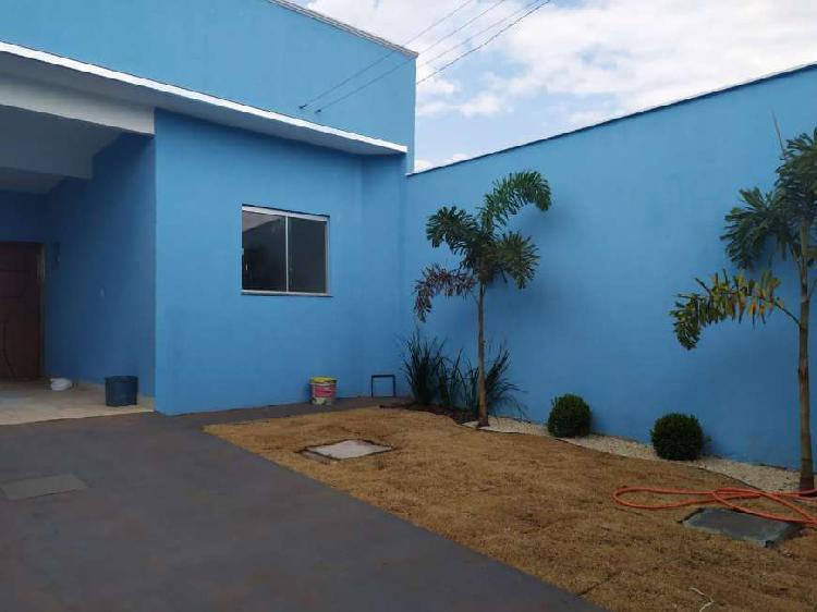 Casa 2 quartos Setor Morada do Sol - Hidrolândia
