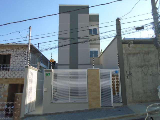 Casa de condomínio para venda possui 36 metros quadrados