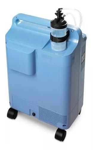 Concentrador de oxigênio everflo 5 flo220v - respironics