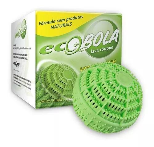 Ecobola lava roupas s