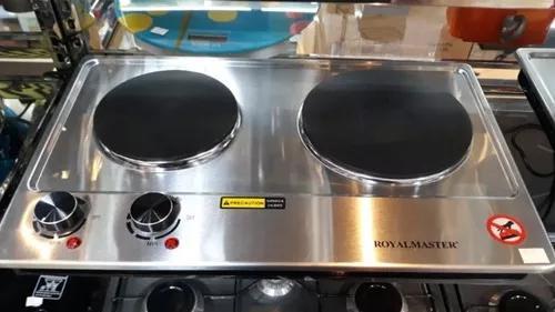 Fogão elétrico portátil alta qualidade inox 1000/1500w