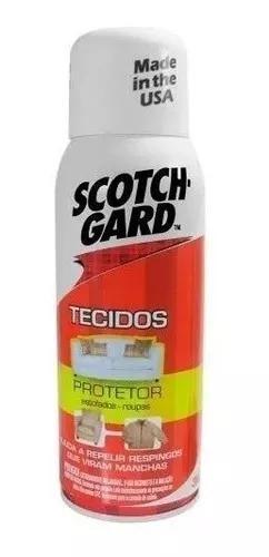 Impermeabilizante de tecidos 353 ml scotch-gard 3m