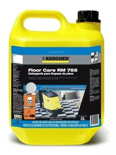Karcher floor care rm 755