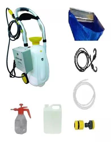 Kit limpeza higienização ar condicionado split completo
