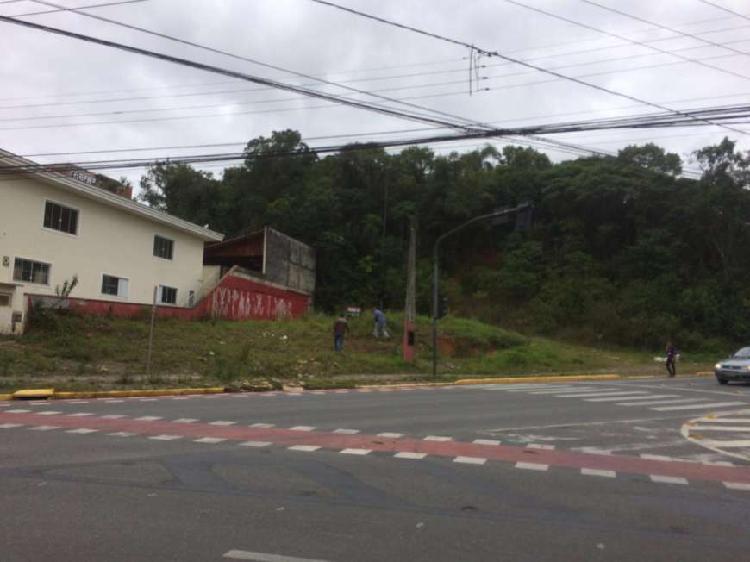 Lote/Terreno para venda com 494 metros quadrados em Itaum -