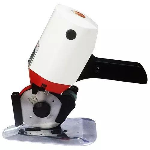 Máquina cortar corte tecido 4 polegadas singer