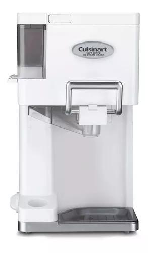 Máquina de sorvete italiano - cuisinart (branca)