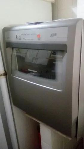 Máquina lava louças brast