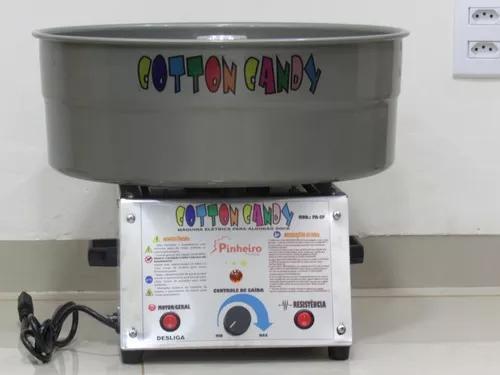Máquina para algodão doce s