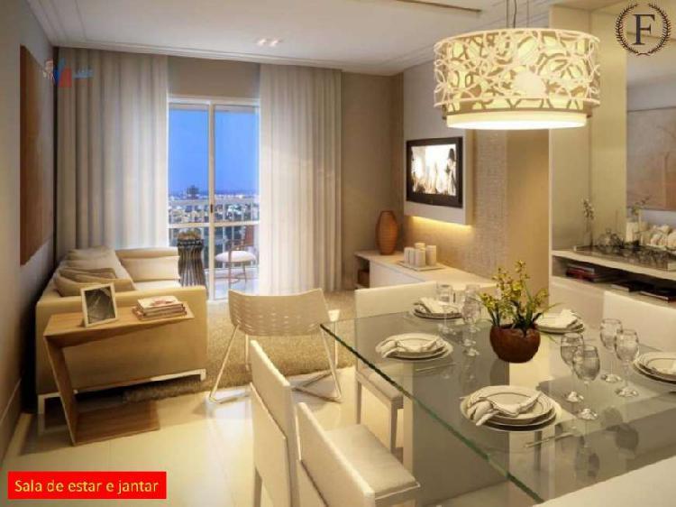 RIVER SIDE Apartamentos 66 e 88 m² 2 ou 3 dorms 1 ou 2