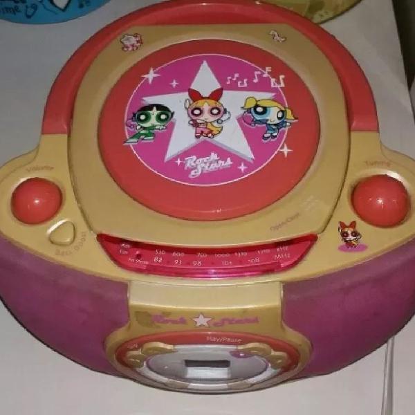 Rádio am fm infantil as meninas super poderosas