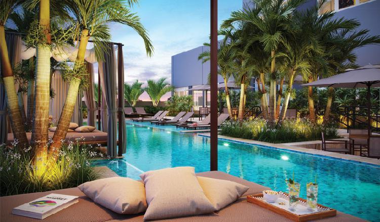 Residencial reserva jb apartamento 91m² 03 quartos, 02