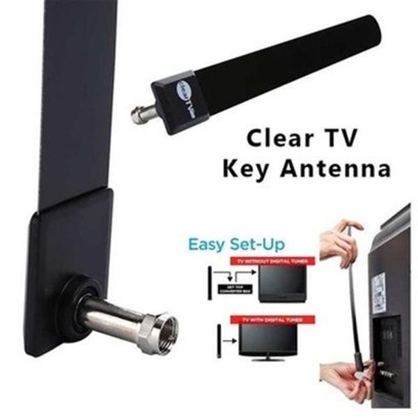 Antena nova interna hdtv tv digital