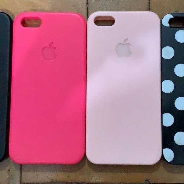 Capinha iphone 5s