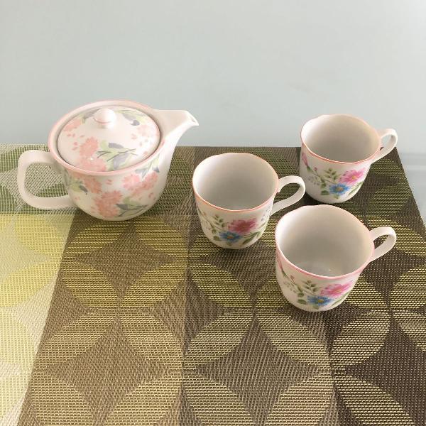 Chá da tarde com as amigas!