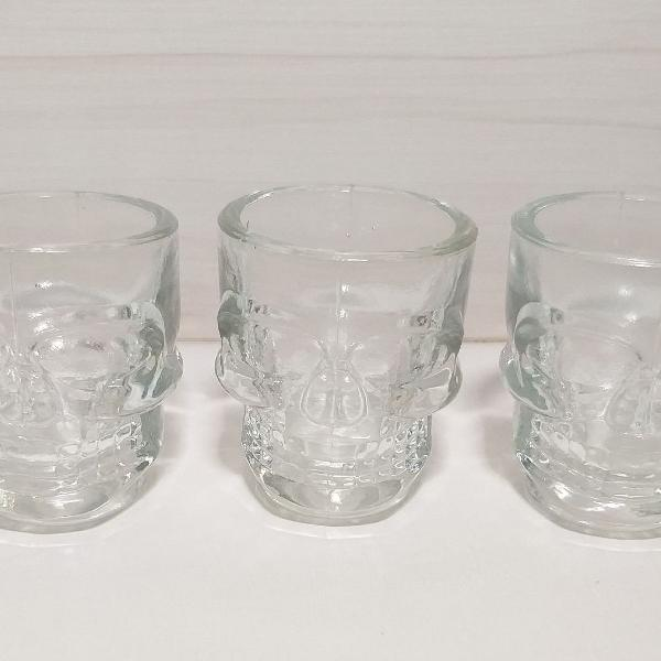 Conjunto de copos de shot