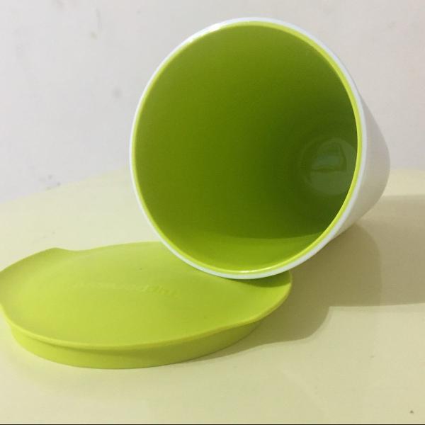 Copo linha allegra verde limão 450 ml tupperware