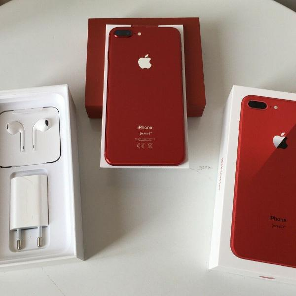 Iphone 8 plus 64gb red original apple