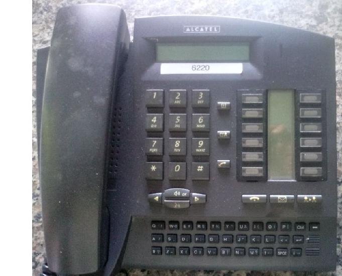 Telefones de ramais usados