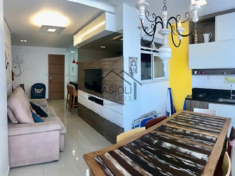 3 quartos com móveis planejados, novinho e lindo